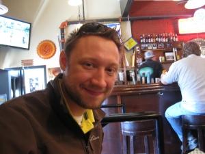 Carl at The Nook