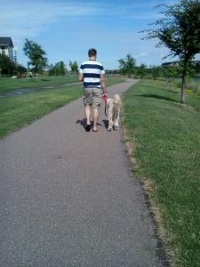 Carl_Arie_Walking